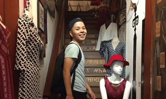 Internship Experience #08 | Mr. Taiki