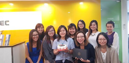 Internship Experience #09 | Ms. Yumi Suzuki