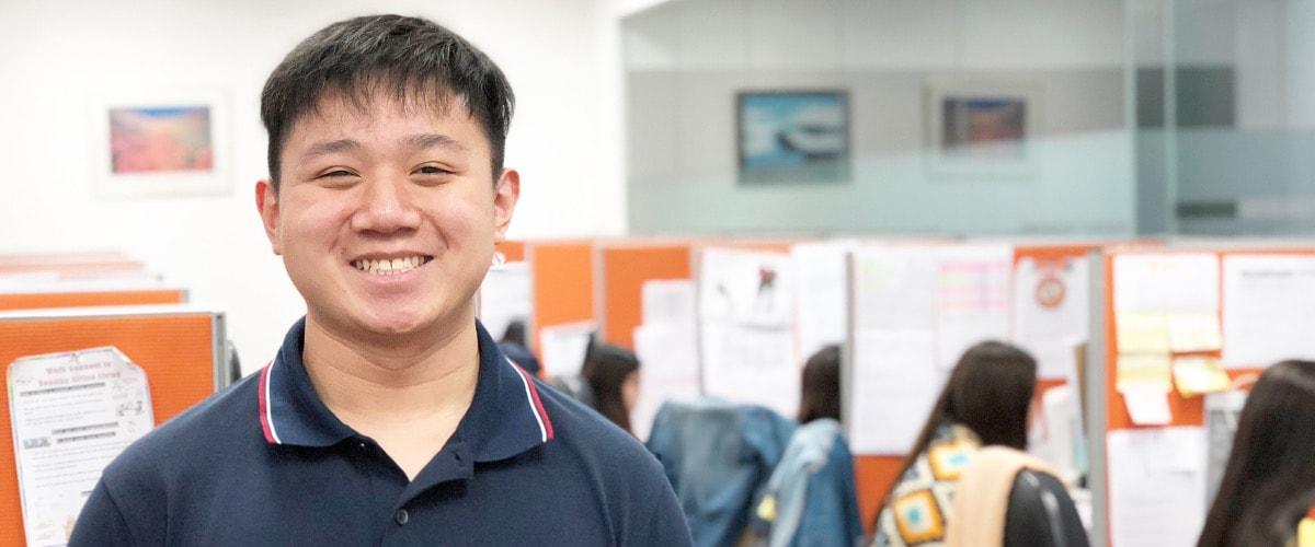 Internship Experience #13 | Mr. Eugene